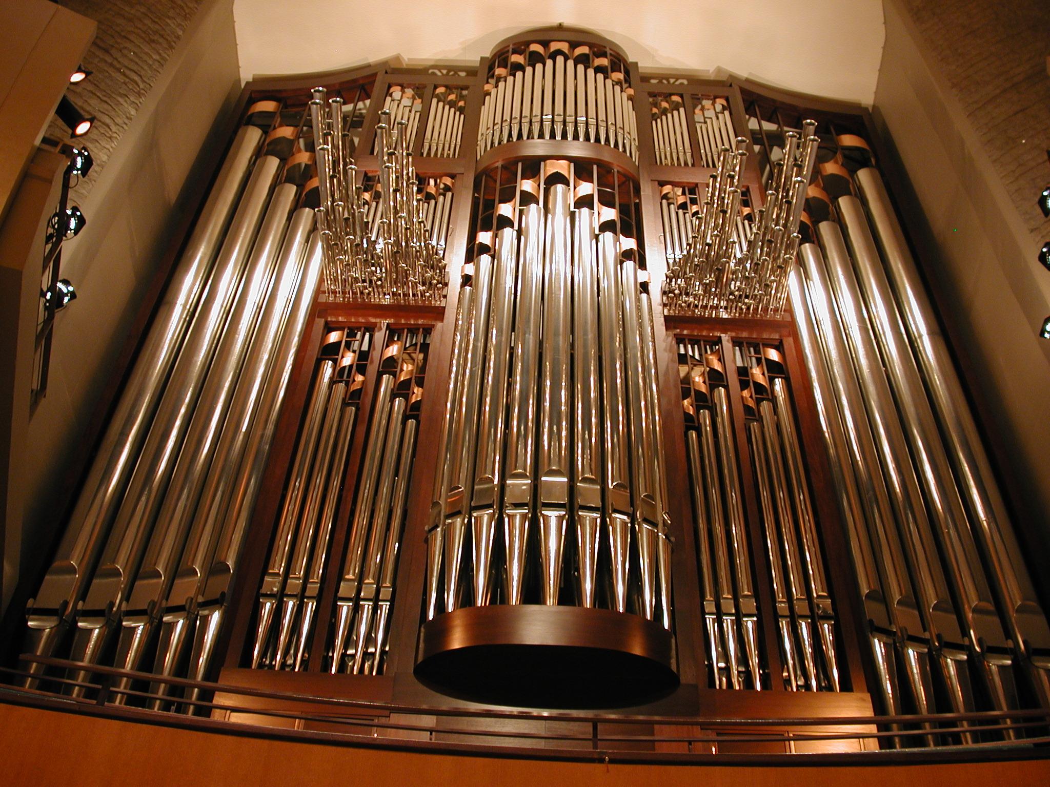 Что такое орган