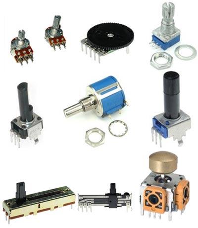 Схема электрической цепи реостат