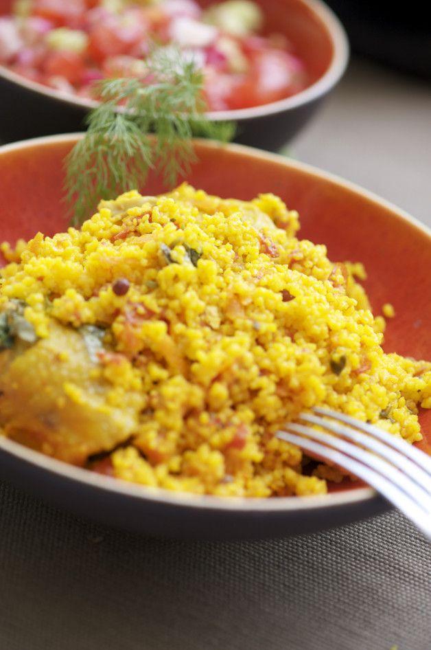 Чем полезен кус-кус (кускус) и как его готовить