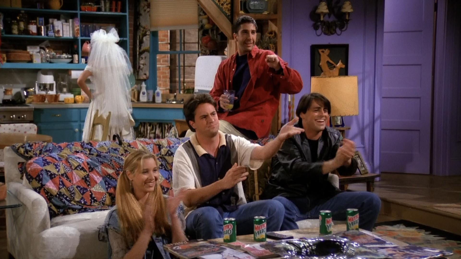 Друзья (friends, 1995): 1 сезон, 6 серия , стр. 2: читать текст, цитаты сериала