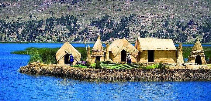 Небо в вязаном колпаке: поездка на озеро титикака