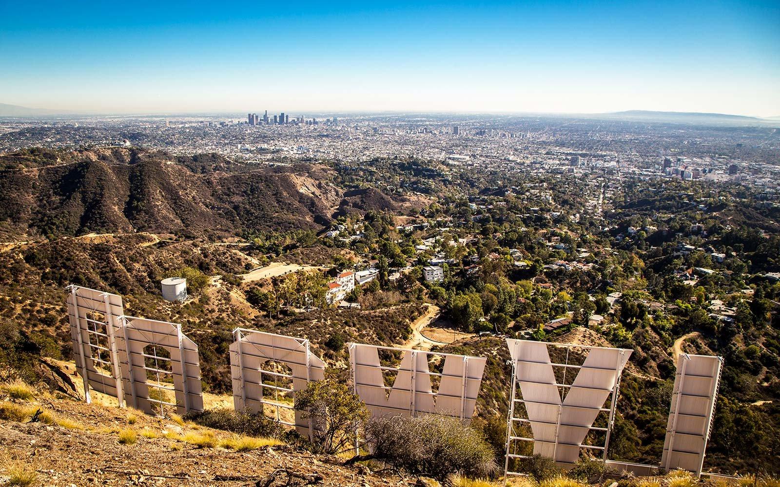 Что можно посмотреть в голливуде штата калифорния