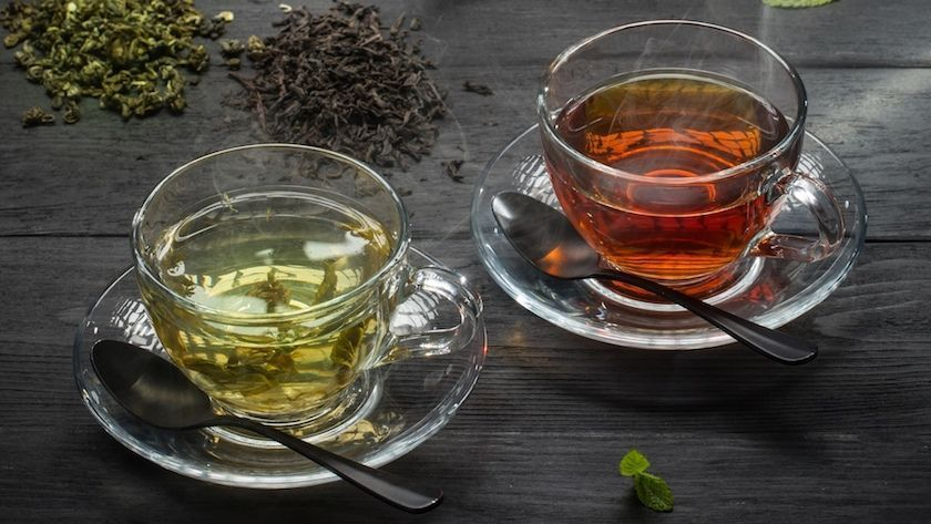 Всё о чае - информация о том, как он появился и кто его придумал