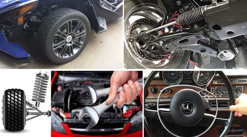 Максимальный люфт рулевого управления: что делать, если значение превышено?