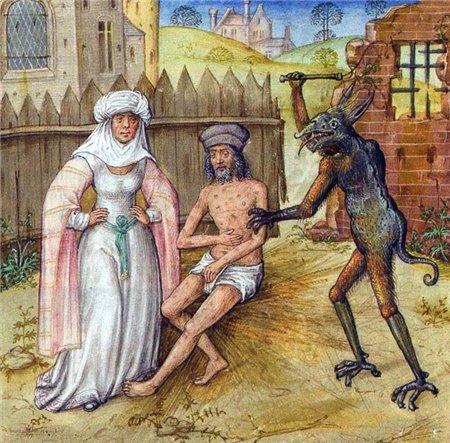 Чем отличается сатана, дьявол и люцифер - тайны имен, воплощающих зло