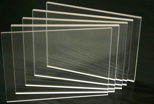 Матовое оргстекло: белое и черное, сатинированное и акриловое стекло, plexiglas и другие виды