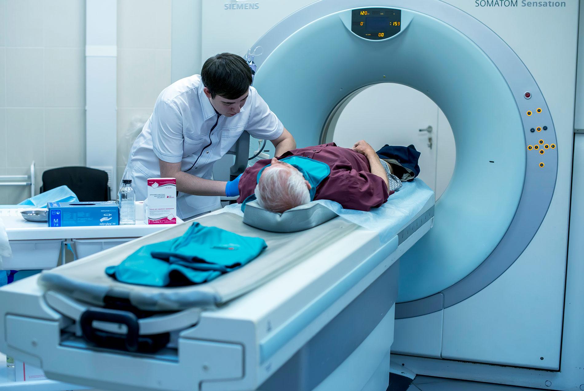 Что такое скт головного мозга - преимущества диагностики
