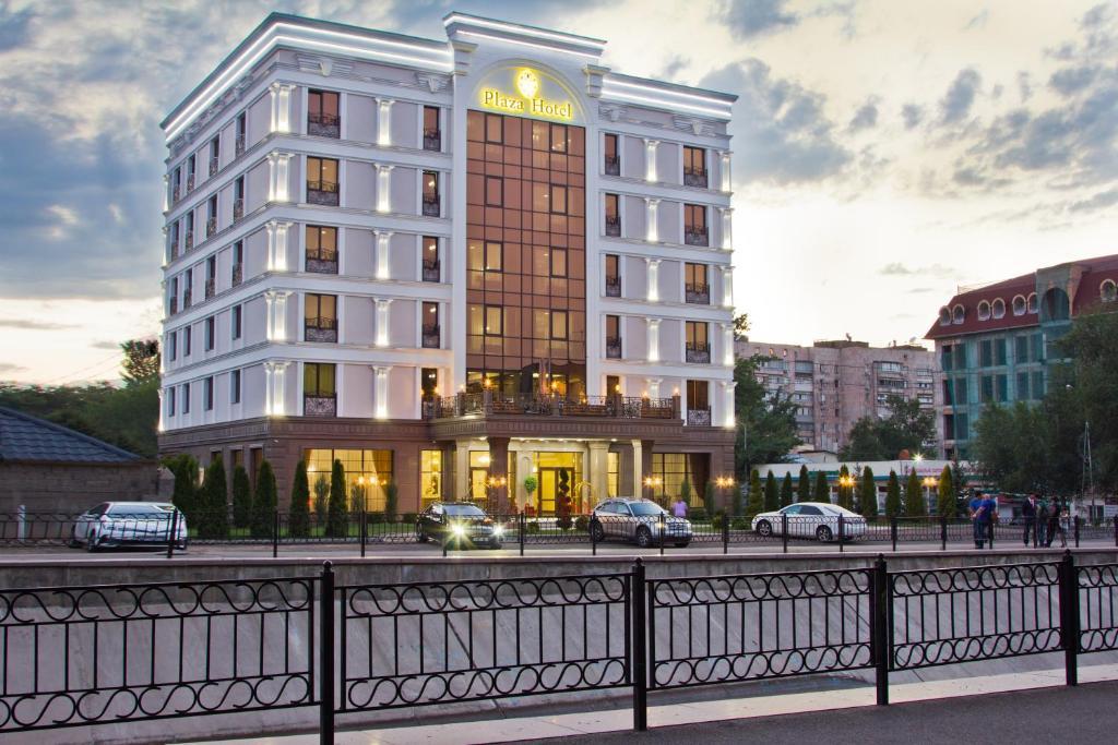 Плаза (отель)