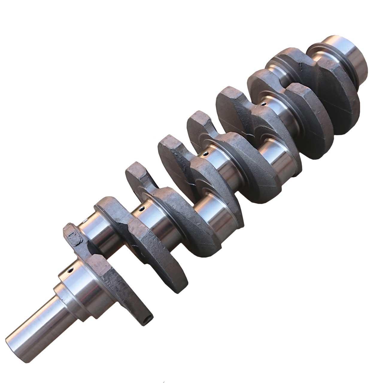 Коленвал автомобильного двигателя – его устройство и основные функции