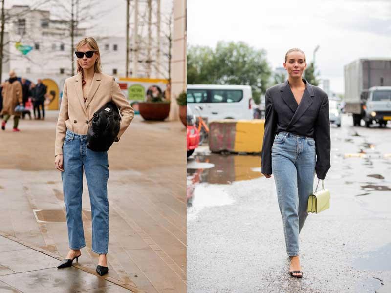 Что такое джинсы мом и почему они опять на пике моды?