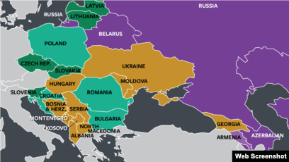 Украина – последние новости