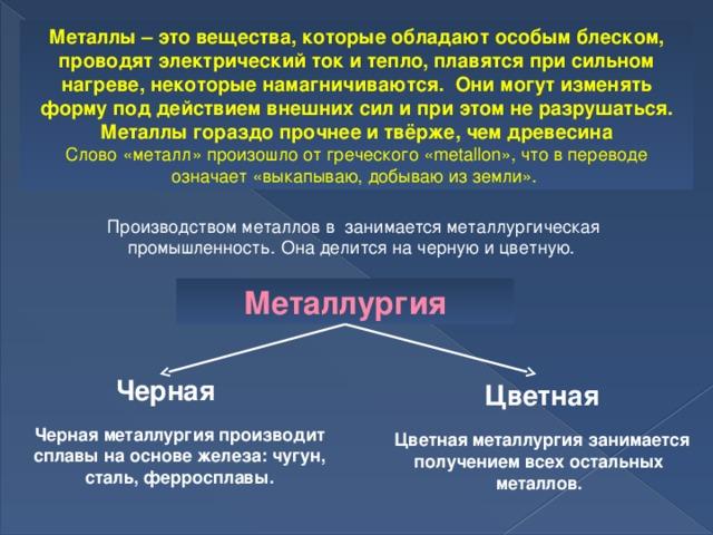 § 22. технология изготовления изделий из металлов и искусственных материалов