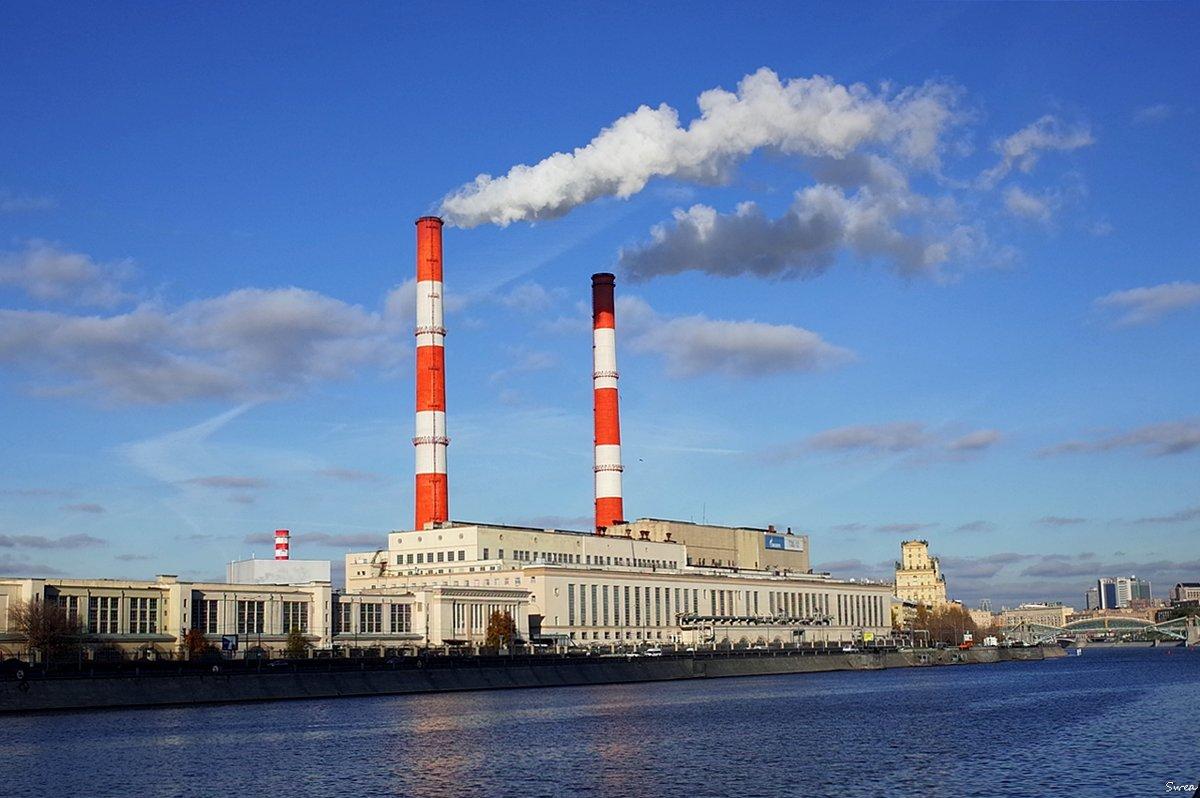 Теплоэлектроцентраль — википедия с видео // wiki 2