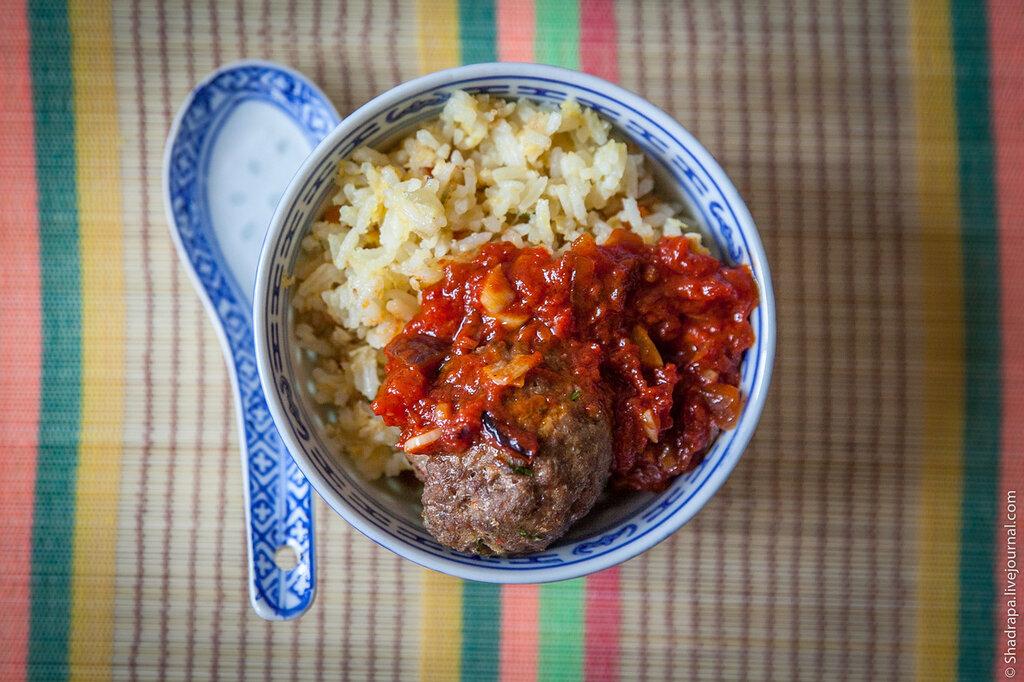 Как правильно приготовить митболы - 2 рецепта: попроще и посложнее - foodandmood.com.ua
