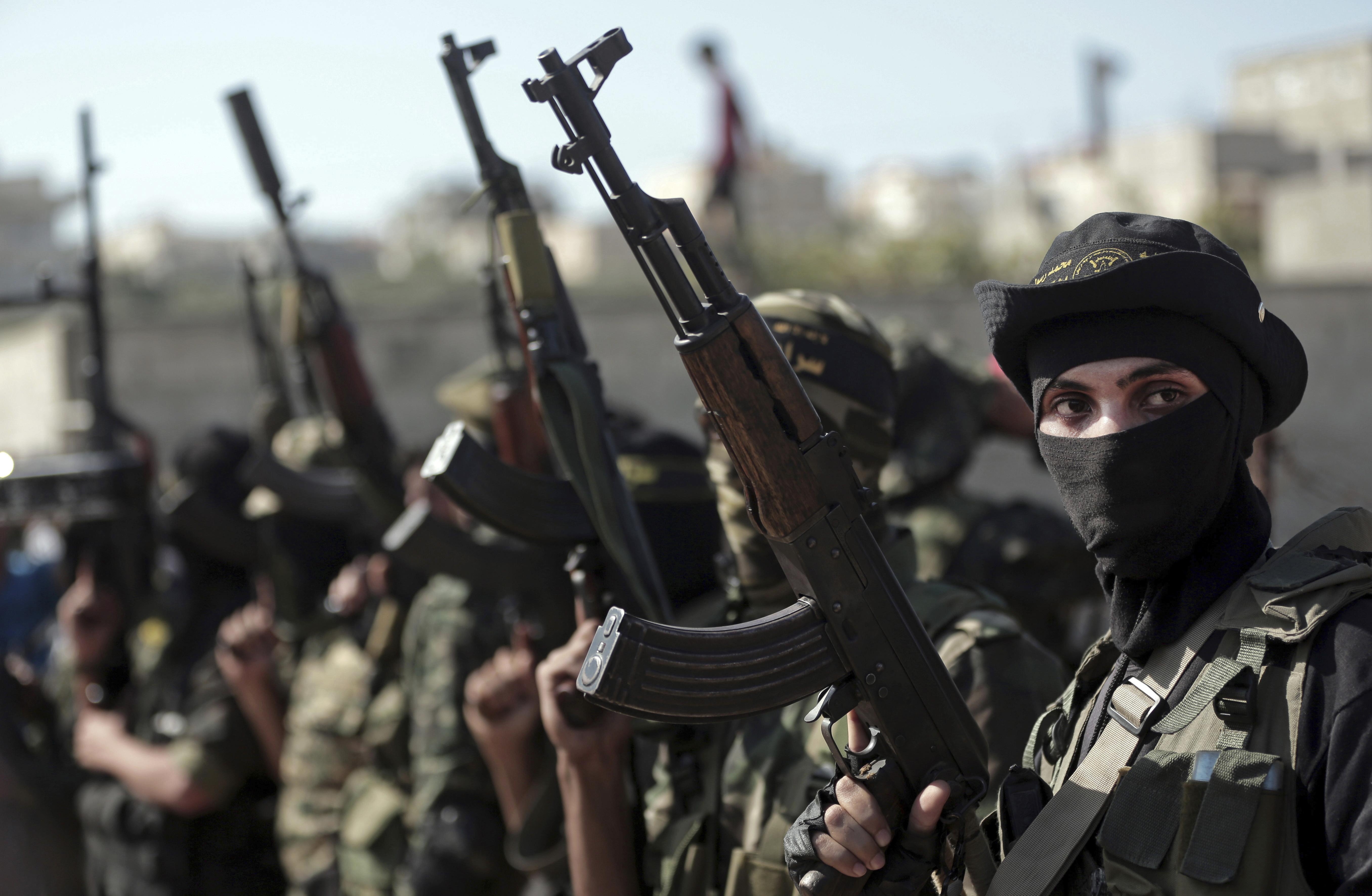 Вооружённый джихад в исламе