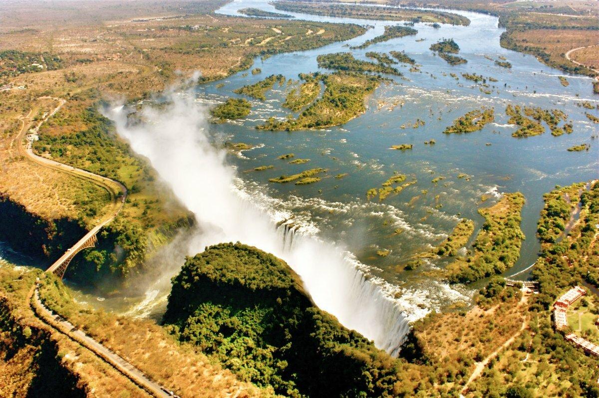Замбези (область) — википедия. что такое замбези (область)