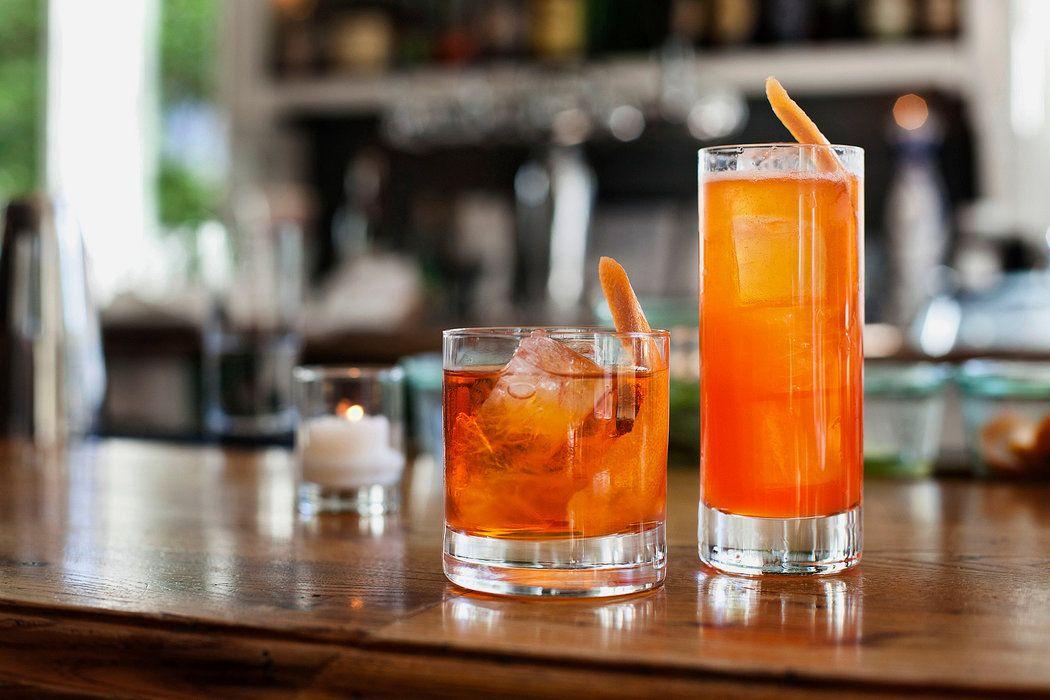 Апероль (aperol) – итальянский коктейльный аперитив