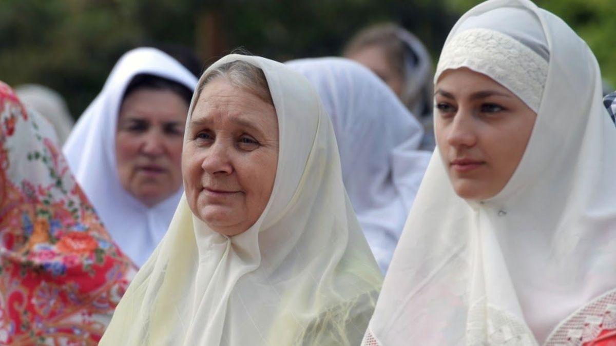 Староверы — отличие от православных