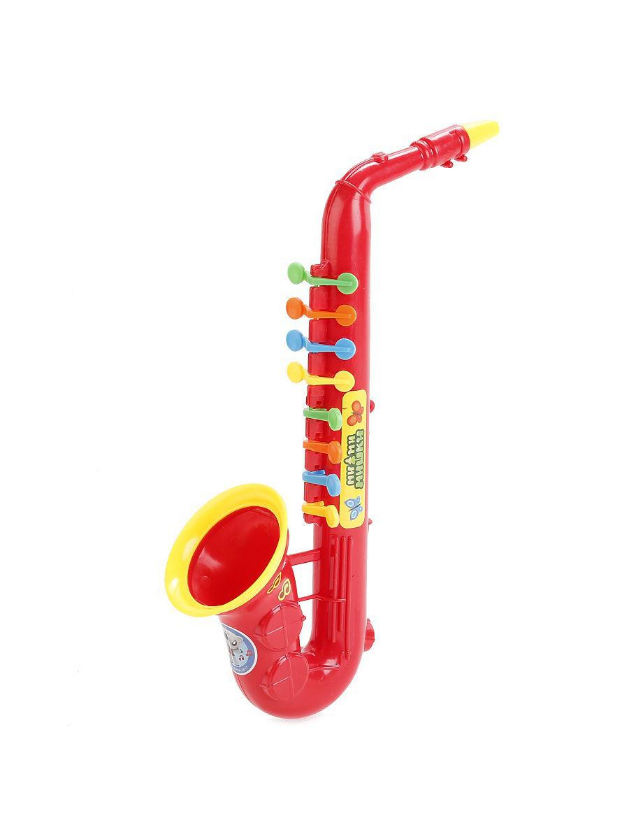 Аппликатура саксофона