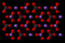 Карбонат натрия — википедия. что такое карбонат натрия