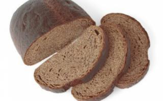 Цельнозерновой хлеб это какой название в магазине