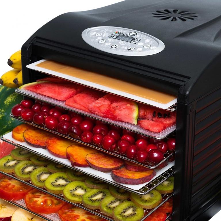 Дегидратор для овощей и фруктов: помогаем определиться с критериями. как использовать дегидратор для овощей и фруктов
