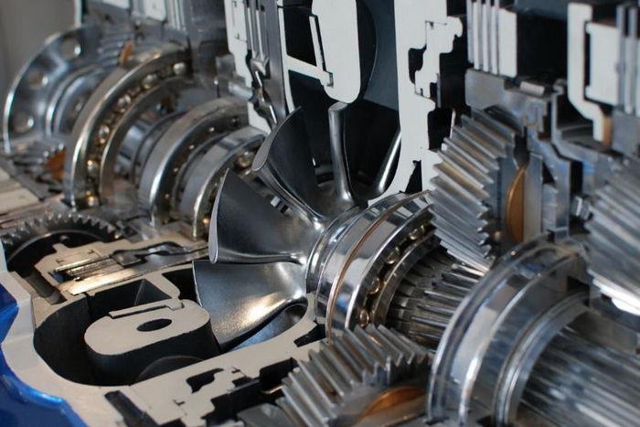 Что такое гидромеханическая коробка передач