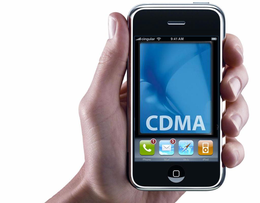 В чем разница между gsm и cdma?