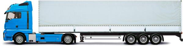 Габариты еврофуры: размеры (высота, длина, ширина) внутренние и кузова, объем в кубах
