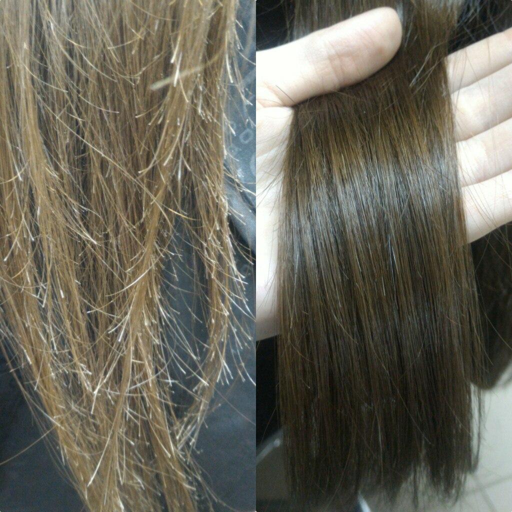 Что такое полировка волос и как её делают?