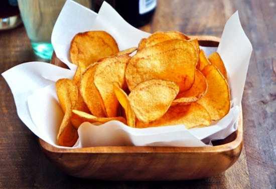 5фактов осамом вредном продукте вмире —картофельных чипсах