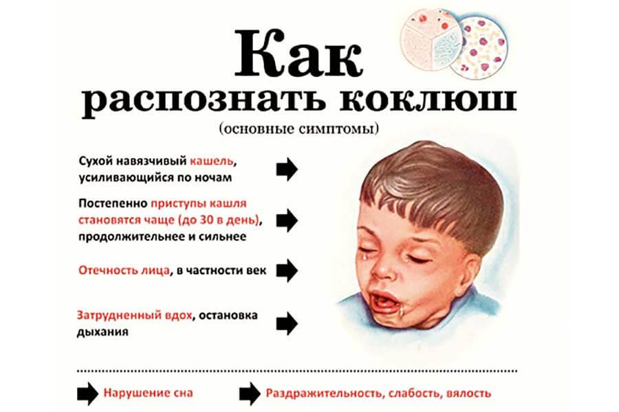 Коклюш - симптомы болезни, профилактика и лечение коклюша, причины заболевания и его диагностика на eurolab