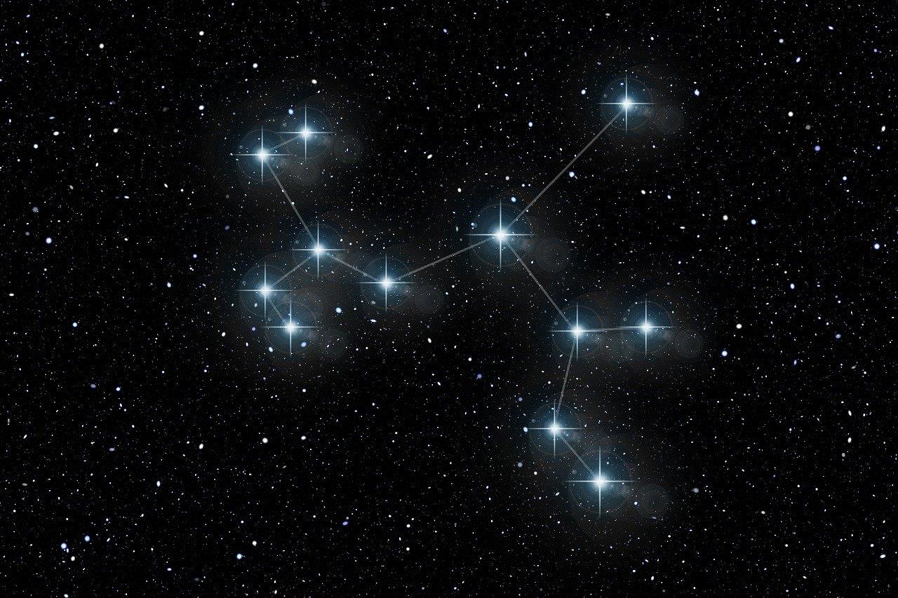 Созвездия на небе: их расположения и характеристики