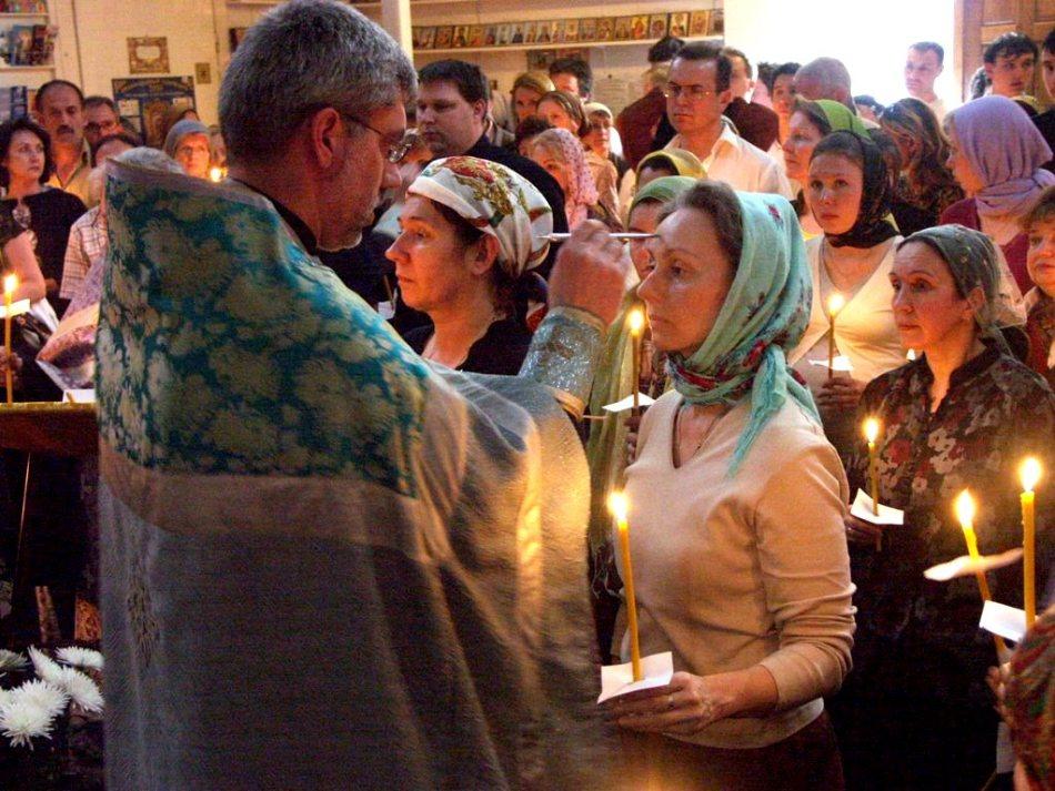 Соборование - что это? как проходит соборование?