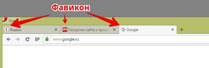Как создать онлайн favicon.ico и установить фавикон на сайт