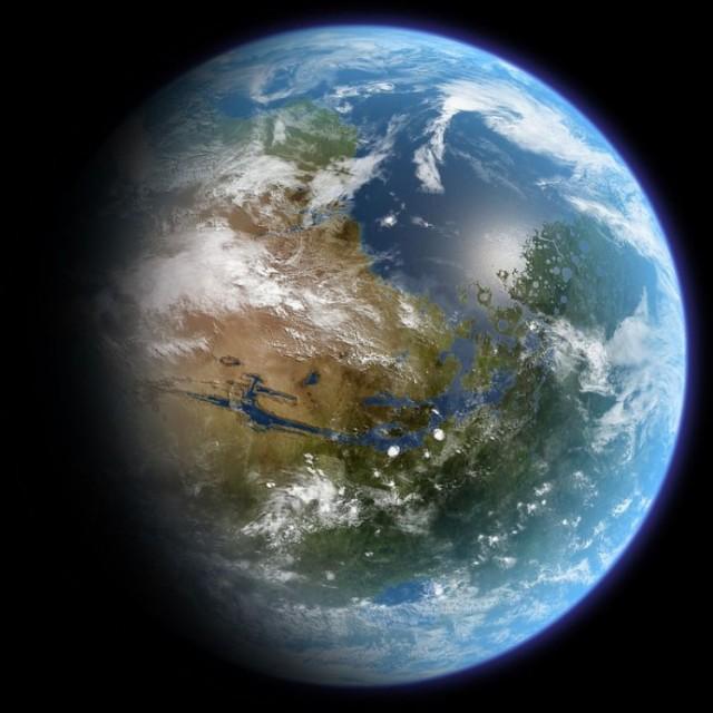 Планета марс — мёртвый, но перспективный мир