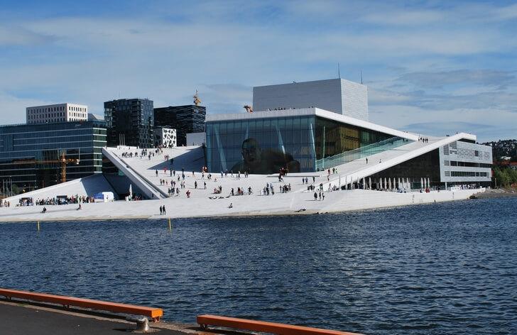Осло столица какой страны: фьорды, ратуша, что посмотреть