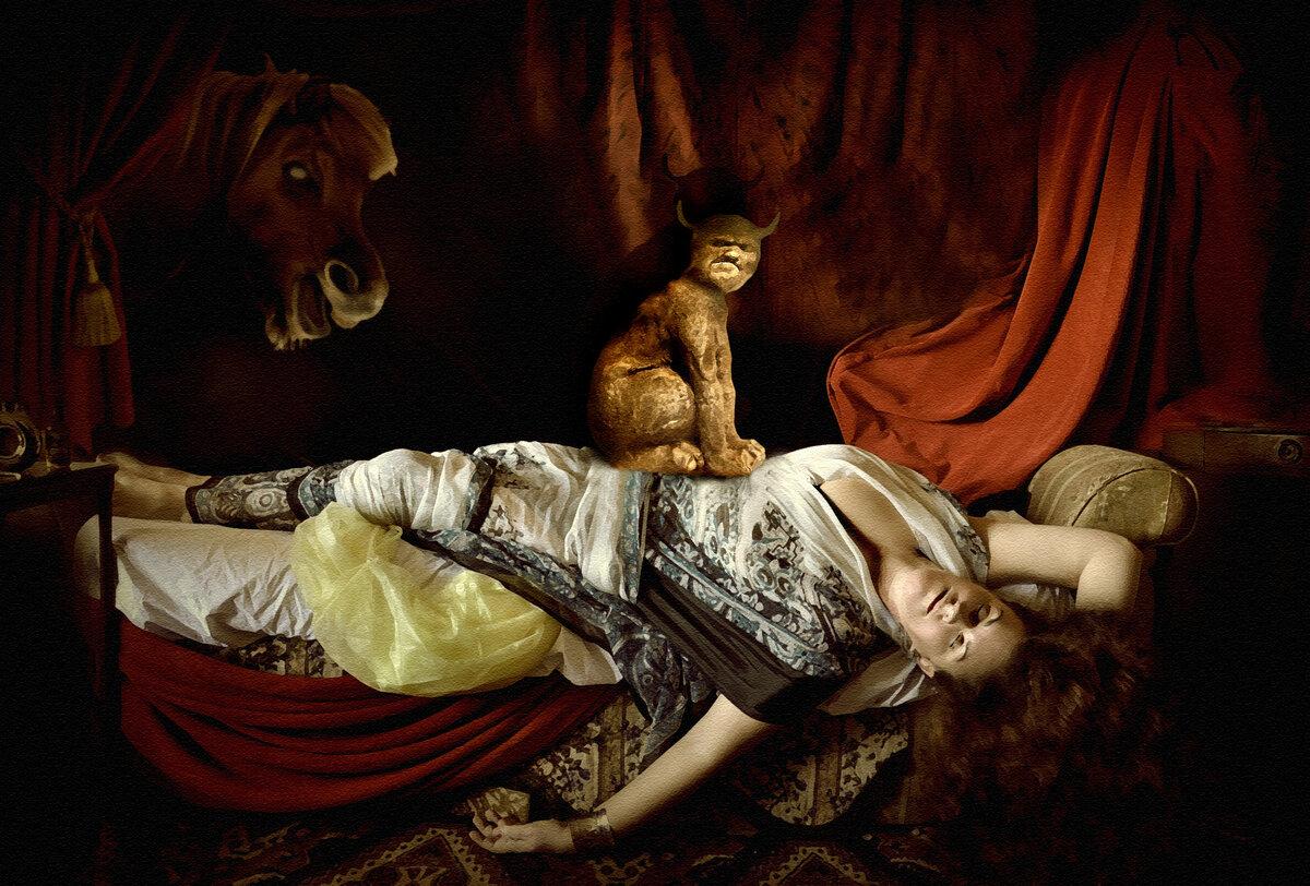 Сонный паралич: причины, признаки, принципы диагностики и лечения