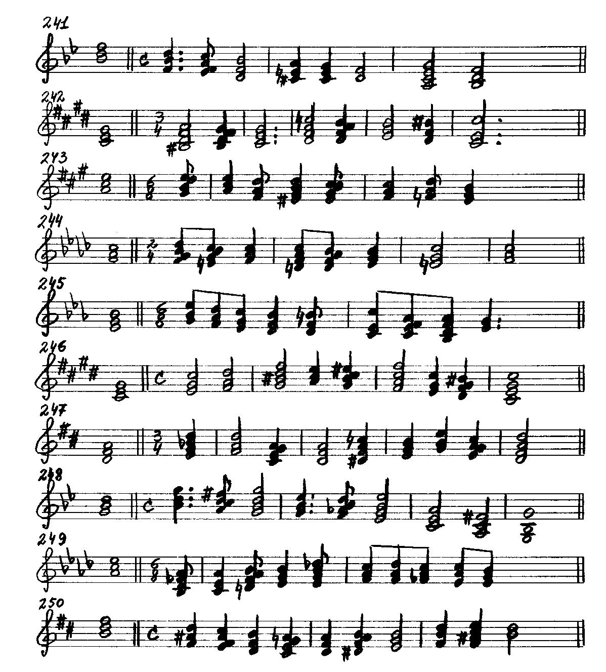 Что такое тональность в музыке? понятие, определение и изменение тональности