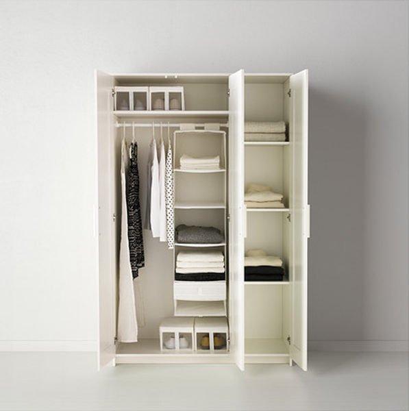 Что такое шкаф купе, с виду одинаковые но разные внутри без изменения конструкции
