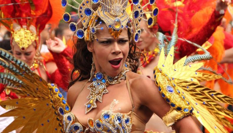 Валя карнавал