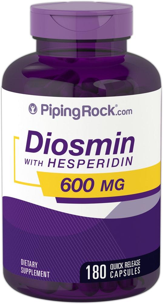 Гесперидин + диосмин: полезные свойства и применение