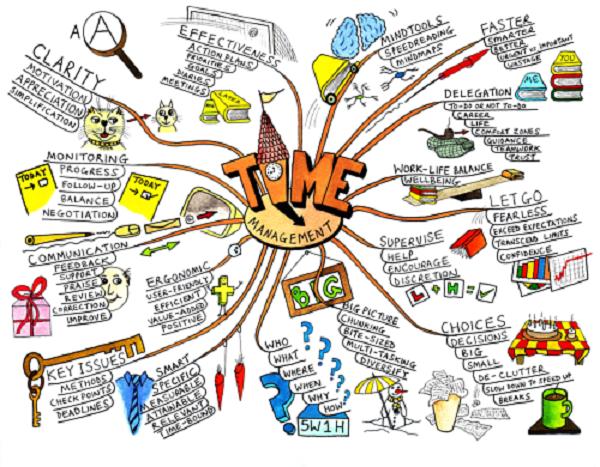 Как использовать карты мыслей в учёбе