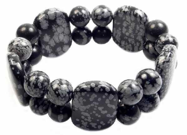 Обсидиан – камень из слёз апачей и его свойства