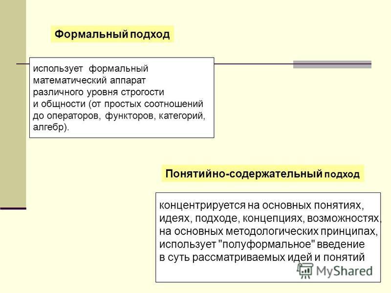 1.2 системный подход