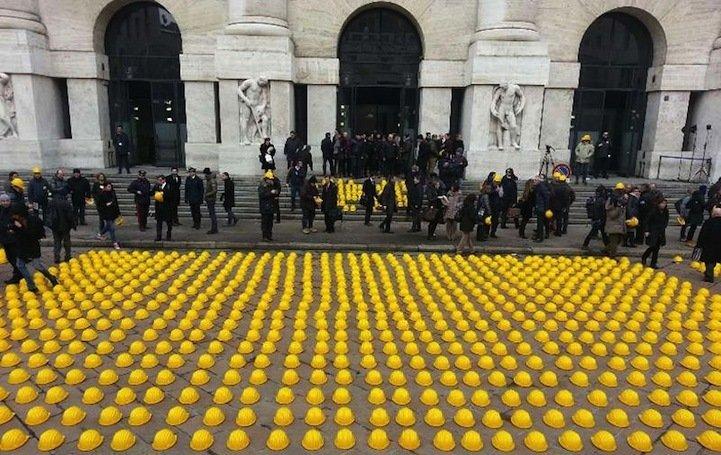 Итальянская забастовка — википедия переиздание // wiki 2