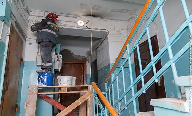 Что относится к текущему ремонту здания или помещения