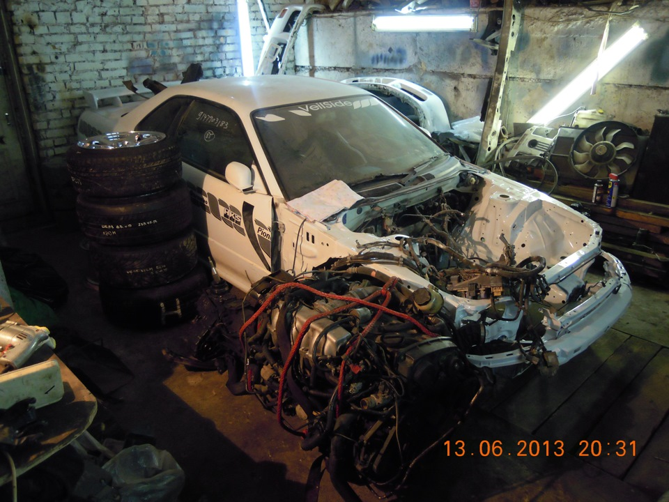 Swap двигателя | auto-gl.ru