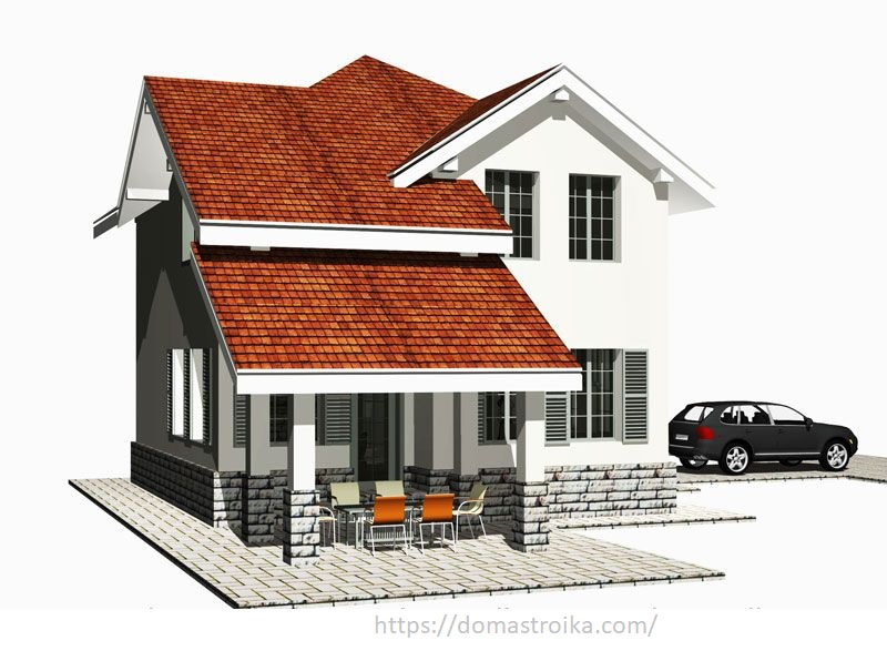 Что такое каркасный дом? | remsovet.com