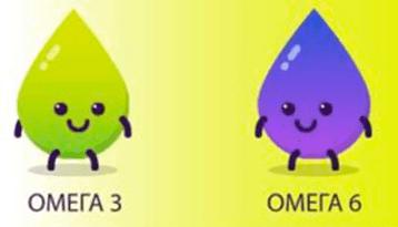 Омега-3 (пнжк): польза и вред для организма, в каких продуктах содержится, суточная норма, омега-3 для похудения и волос